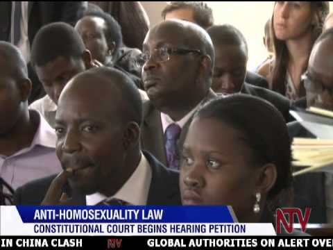 ANTI-HOMOSEXUALITY LAW: Constitutional court hears petition.