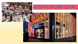 KOREA'S SEPHORA AND MECCA: CHICOR