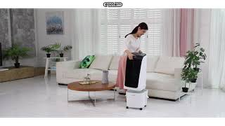 대웅모닝컴 굿템 : 냉풍기 08 사용법