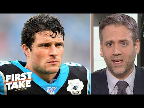 First Take Debates Whether Luke Kuechly's Retirement Is Bad For The NFL | First Take