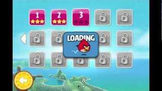 Angry Birds Rio 8-3 Fruit Papaya #9 Theme Carnival Upheaval 3 Stars Walkthrough Ipad 2