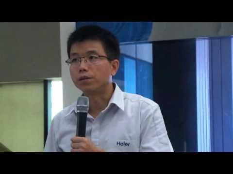 Haier Aim Expand in ASEAN Market