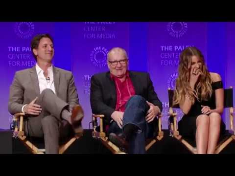 Sofia Vergara talks about fixing her accent (super funny moment with the cast)