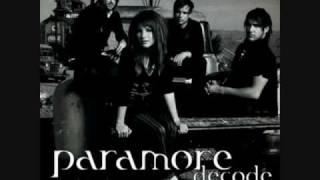 Paramore - Decode