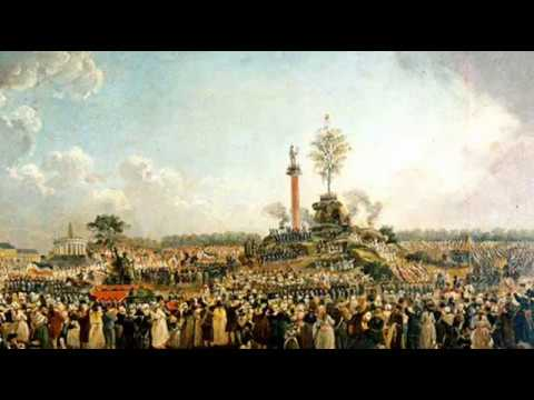 7th May 1794: The Cult of the Supreme Being