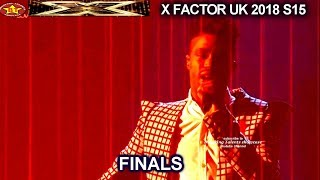 "Dalton Harris ""A Song For You"" SIMON SAYS ONE OF THE BEST OF ALL TIME  