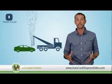 No Money Down Auto Loans For People With Bad Credit