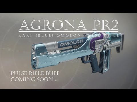 Rethinking Omolon Pulses - Agrona PR2 - PVP Gameplay Review