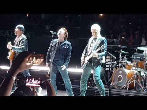 U2 Madrid Experience+Innocence Tour Wizink Center 20-09-2018 Full Concert