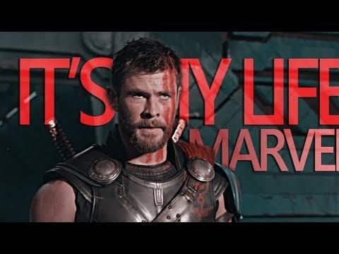 MARVEL   It's my life
