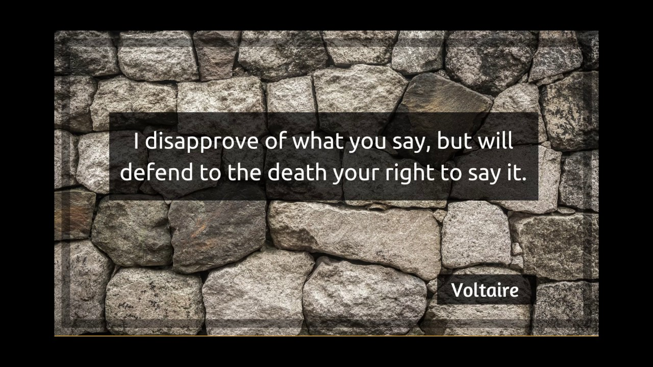 Quotes Voltaire Top 10 Best Voltaire Quotes  Youtube