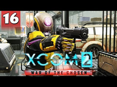 XCOM 2 War of the Chosen #16 - A SURPRISE TO BE SURE