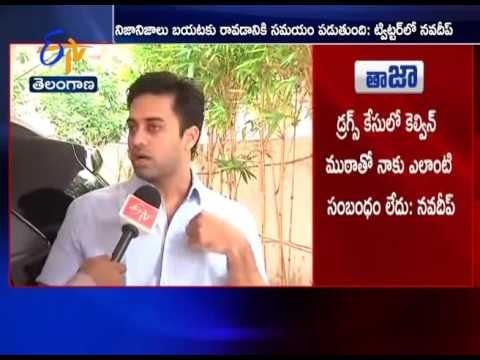 Tollywood Under Drug Glare | An interview With Actor Navdeep