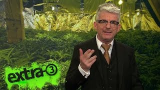Rauschmittel-Experte Heinz Strunk
