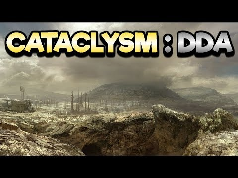 Cataclysm Dark Days Ahead PC Gameplay 2017...