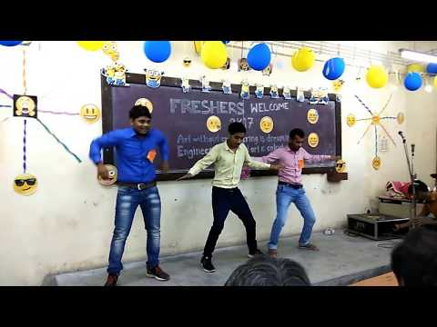 ALL IZZ WELL...   DANCE BY  SUBHAM // NITISH //& ABHISHEK.