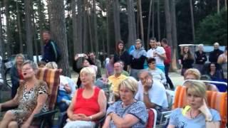 Kanon Singen auf FKK am Useriner See