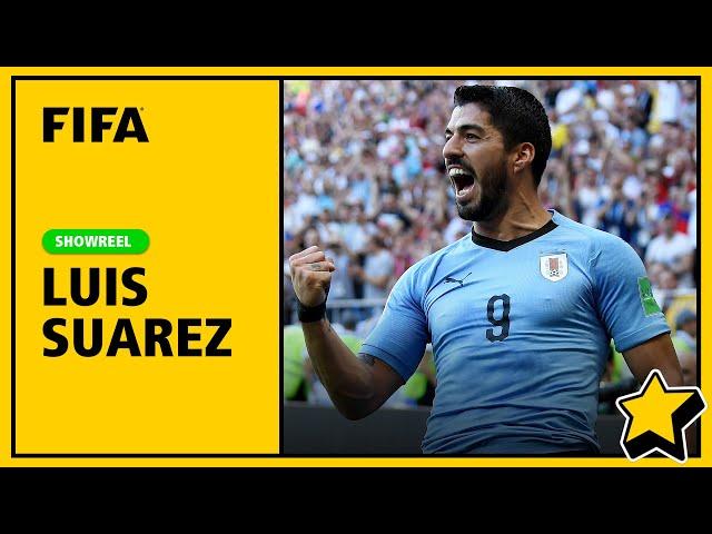 Luis Suarez Showreel | Skills & Goals