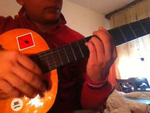 croco man l7ayat kidayra guitar lessons 2016