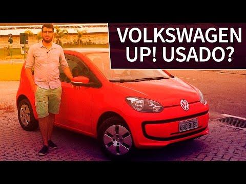 Vale a pena comprar um Volkswagen Up usado?