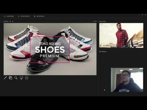 Membuat Facebook Video Ads Menggunakan PowerPoint