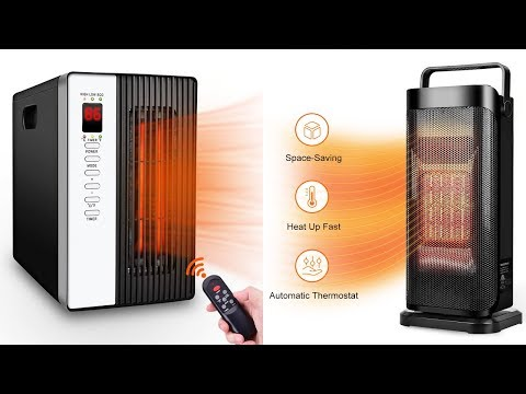 5 Best SPACE HEATERS On Amazon - Top Space Heaters To Buy in 2019