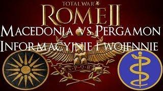 Macedonia vs Pergamon (powtórka bitwy) + Informacje