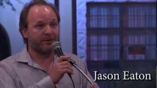 3 Poems by Jason Eaton - Open Mic at Brick & Mortar - 4/25/2012