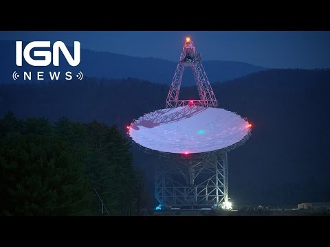 New Project Hopes to Discover Extraterrestrial Messages - IGN News