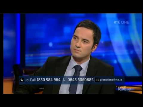 We're Not Leaving on RTE Primetime - Youth Unemployment Panel (12/11/13)