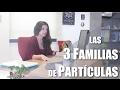 ¿Existen nuevas familias de partículas?