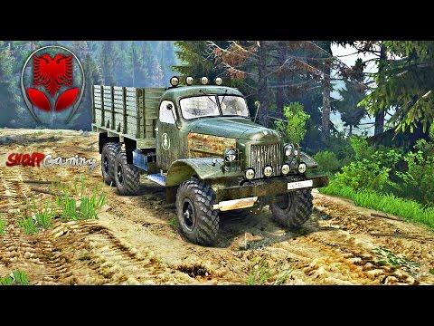Spintires SHQIP - Me kamiona neper Lloq/Baltë !! - SHQIPGaming