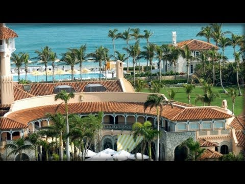 TRUMP'S DETRACTORS ARE WISHING FOR IRMA TO HIT MAR-A-LAGO ON SOCIAL MEDIA