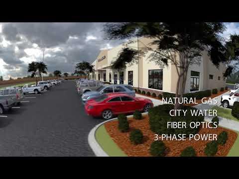Flagler County Economic Development - 20,000 SF Industrial Building