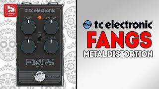 TC ELECTRONIC Fangs Metal Distortion ???????? ?????? ????????