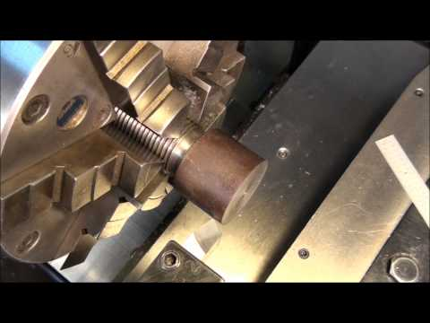 Turning a Diameter to Size on the Lathe