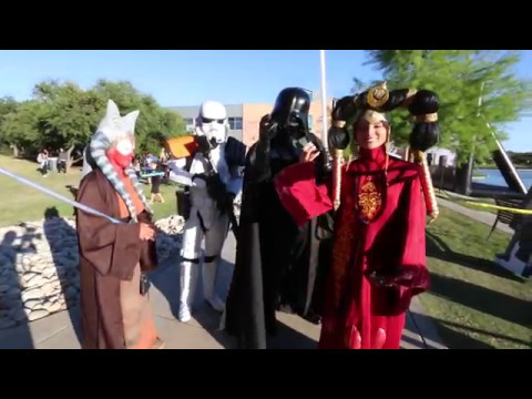 May 4th Be With You at Northwest Vista College 2017!
