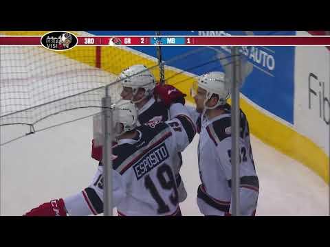 4-21-18   Highlights   Manitoba Moose