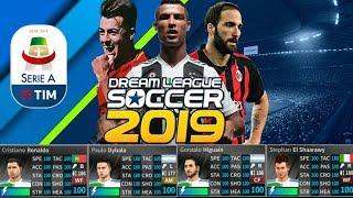 All stars all players 100 dream league soccer 2018