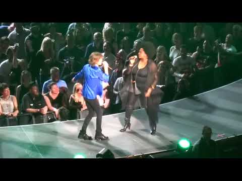 Rolling Stones - Gimmie Shelter - 29th October 2014 - Perth Arena - Australia