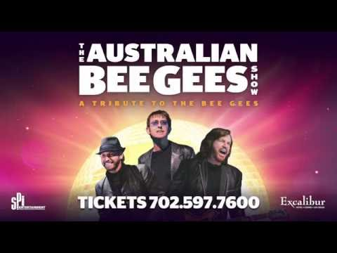 The Australian Bee Gees Show Promo Video 2016