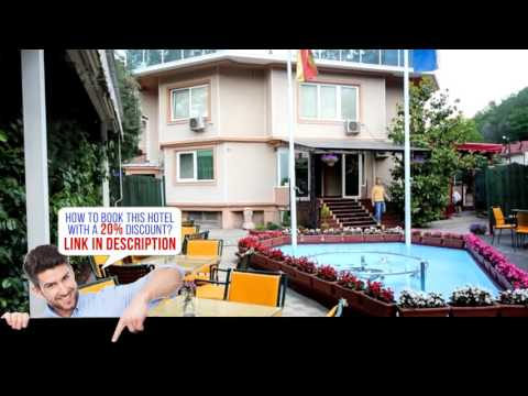 Aristocrat Palace Hotel, Skopje, Macedonia, HD Review