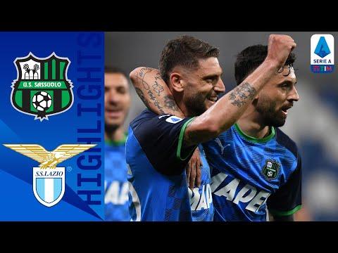 Sassuolo 2-0 Lazio | Neroverdi ottavi, a segno Kyriakopoulos e Berardi | Serie A TIM