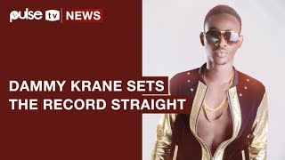 Dammy krane sets the record straight on arrest in miami for 'alleged fraud'  | pulse tv news