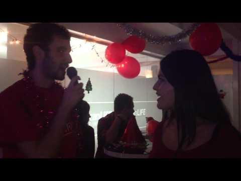 American Life Dil Okulları Yılbaşı Partisinden Orjinal Karaoke  :)