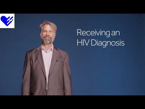 Receiving an HIV Diagnosis