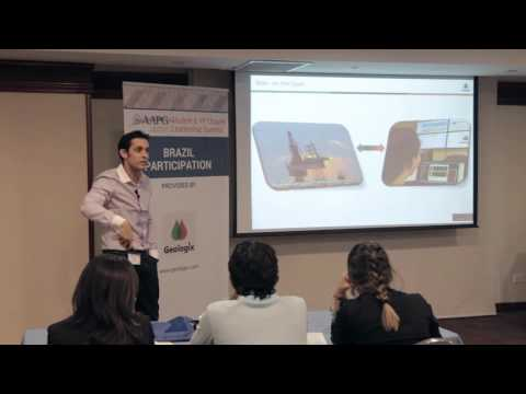 Pablo Moreira - LACR Student Chapter Leadership Summit 2015