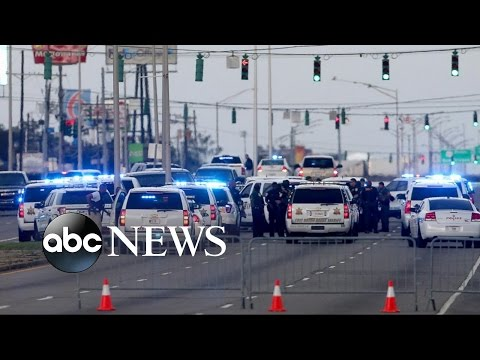 Baton Rouge Shooting | 3 Police Officers Killed After Responding to a Call