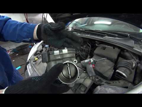 Дроссель Ford Focus 2 3