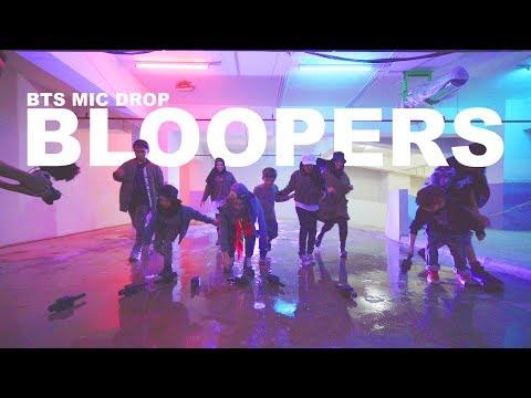 BTS (방탄소년단) BLOOPERS Mic Drop Genhalilintar